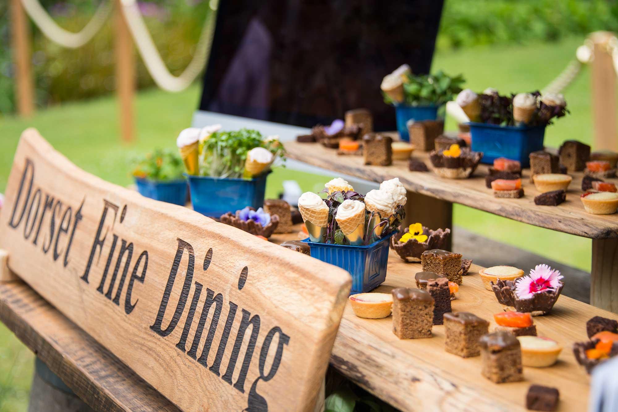 Dorset Fine Dining Canapés