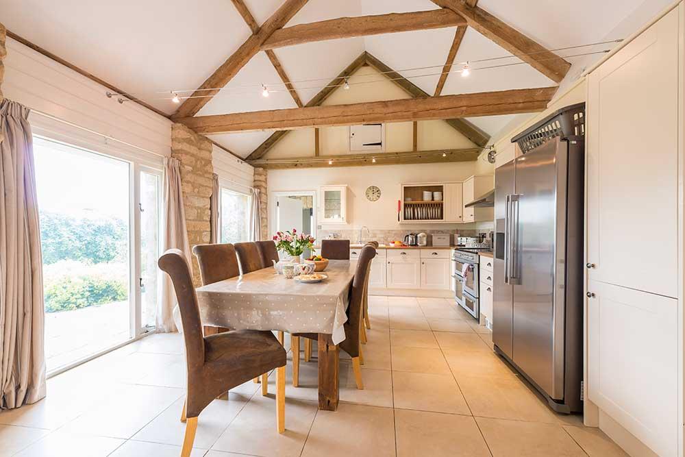 The Stables Kitchen - Abbotsbury Wedding Accommodation